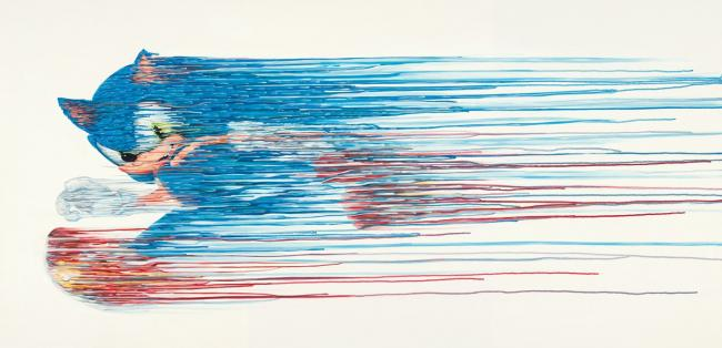 Speed Of Sound - On Paper by Robert Oxley