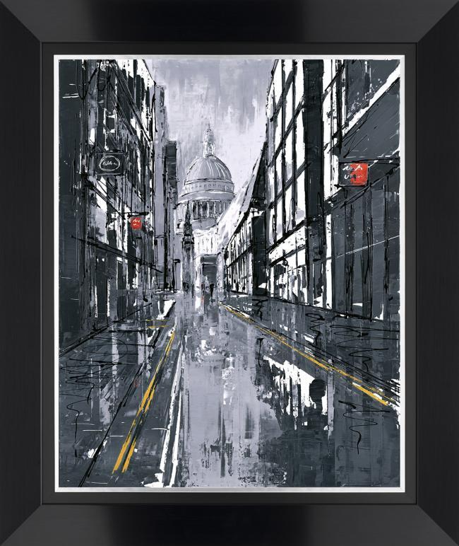 St Pauls Street by Paul Kenton