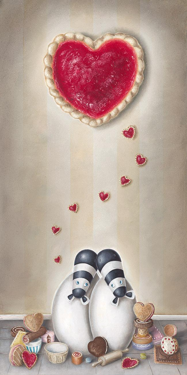 You Bake Me Love You by Peter Smith