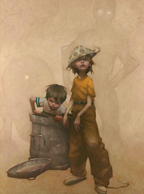 Dont Put The BEEP Lid On - Box Canvas - Box Canvas by Craig Davison