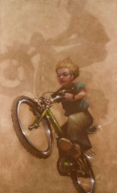 The Great (ish) Escape - Mounted by Craig Davison