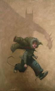 Quickly To The Batcave by Craig Davison