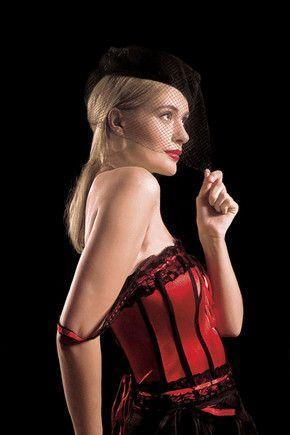 Femme Provocatuer I by Darren Baker
