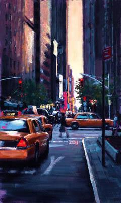Metropolis I by David Farren