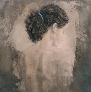 El Pendiente - On Canvas by Domenech