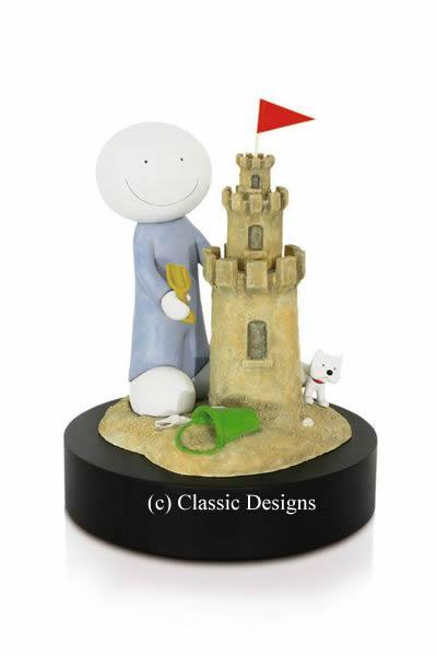 King Of The Castle by Doug Hyde
