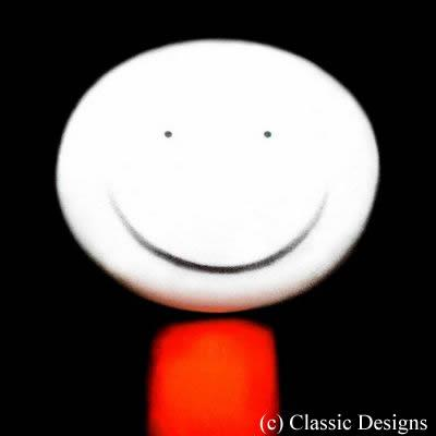 Keep On Smiling by Doug Hyde