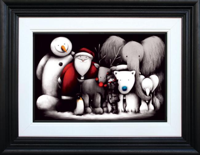 Friends Reunited by Doug Hyde