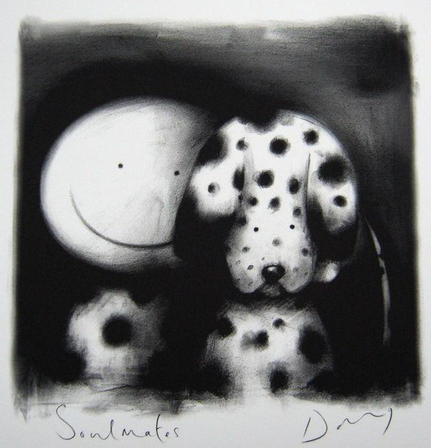 Heart And Soul (& Free unsigned print) by Doug Hyde
