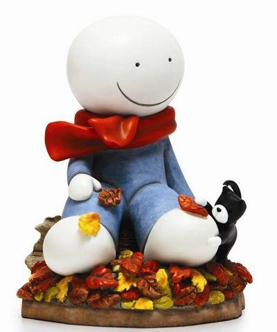 A Smile For All Seasons - Sculptures by Doug Hyde