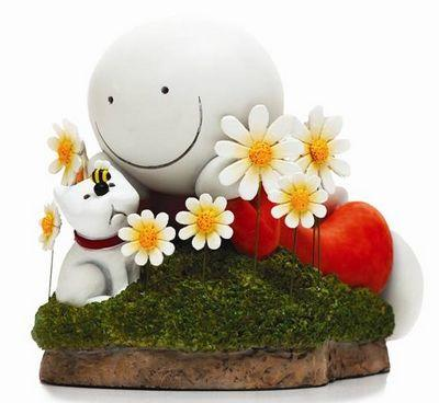 A Smile For All Seasons - Spring  by Doug Hyde