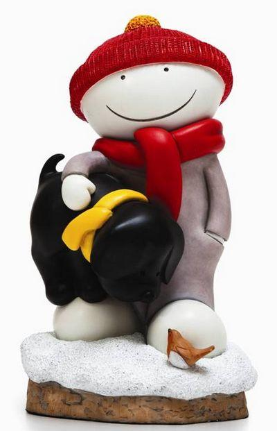 A Smile For All Seasons - Winter  by Doug Hyde