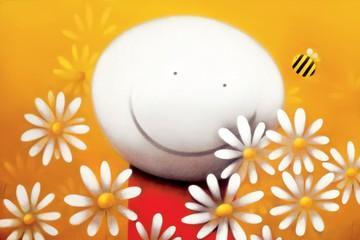 Spring Smiles by Doug Hyde
