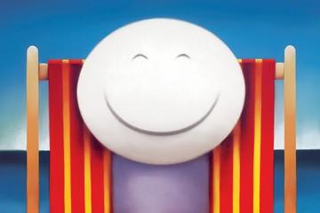 Summer Smiles - Framed by Doug Hyde