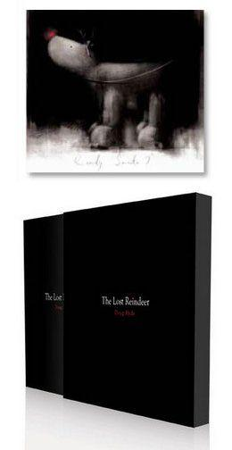 Lost Reindeer Book (With Limited Edition Print) by Doug Hyde