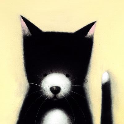 Jess - Cat by Doug Hyde