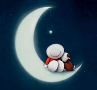 Dreams Can Come True - Mounted by Doug Hyde