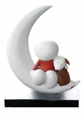 Dreams Can Come True - Sculpture  by Doug Hyde