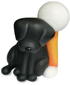 Beware Of The Dog - Sculpture  by Doug Hyde