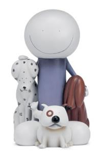 The Usual Suspects - Sculpture by Doug Hyde