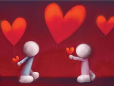 Love At First Sight by Doug Hyde