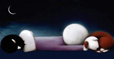 Night Watchman by Doug Hyde