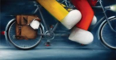 Stowaway by Doug Hyde