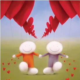 Happy In Love by Doug Hyde