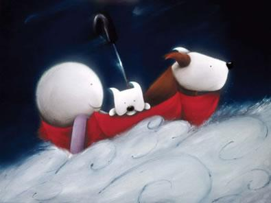 The Explorers - Mounted by Doug Hyde