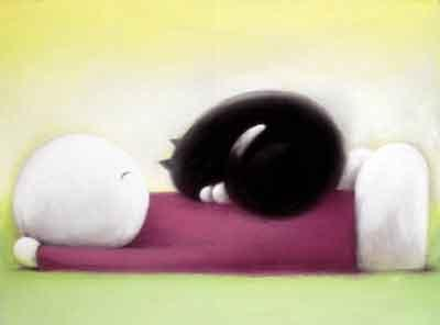 Catnap - Mounted by Doug Hyde