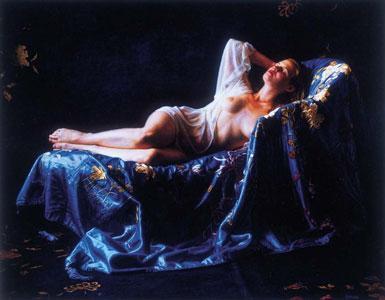 Midnight Blue by Douglas Hofmann