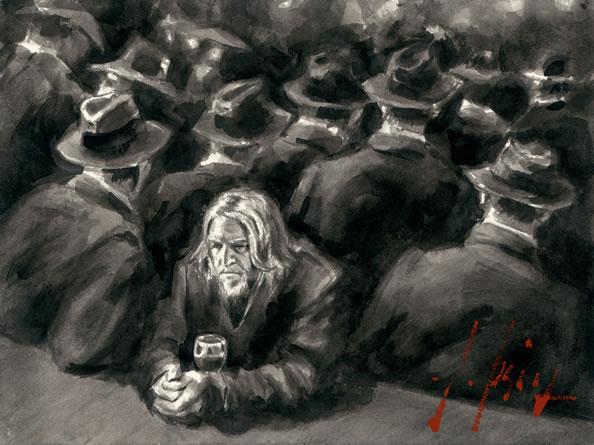Untitled II by Fabian Perez