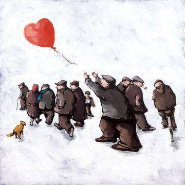 Follow Your Heart by George Somerville