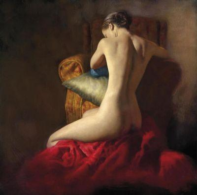 Lamplight by Hamish Blakely