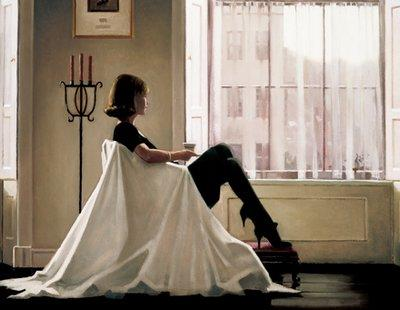 In Thoughts of You (Large)  by Jack Vettriano