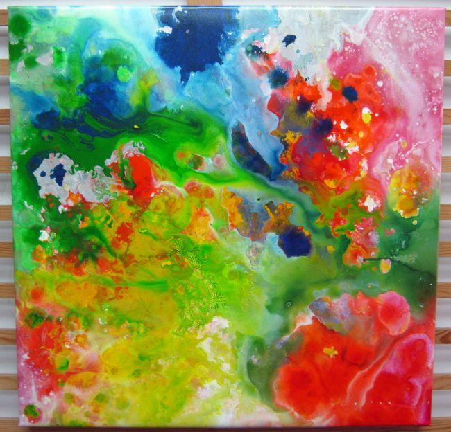 Rainbow Day I by Jack Western