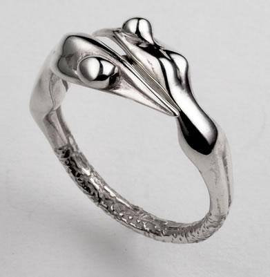 Circle Of Life Ring by Jennine Parker