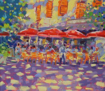 Cafe Provence by John Holt