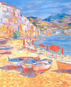 Cetalu, Greece by John Holt