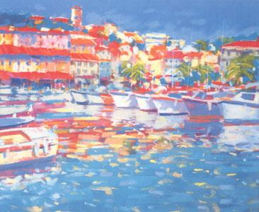 French Riviera by John Holt