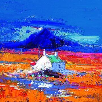 Ben Talla, Isle of Mull by John Lowrie Morrison