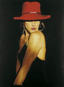Vogue Black by John Mould