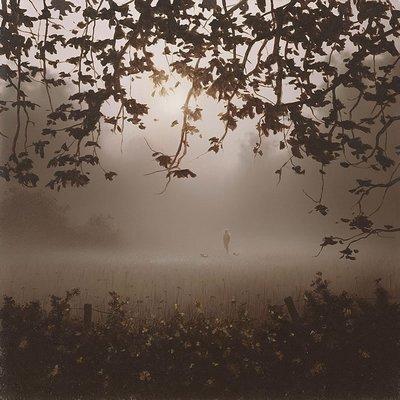 A Moment To Reflect by John Waterhouse