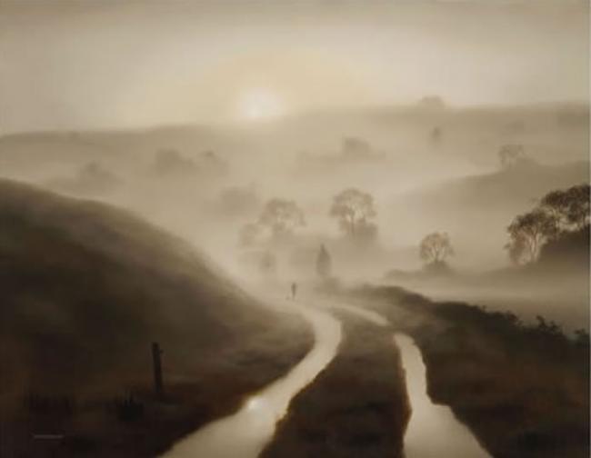 Simple Pleasures by John Waterhouse