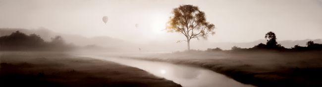 Light Of My Life by John Waterhouse