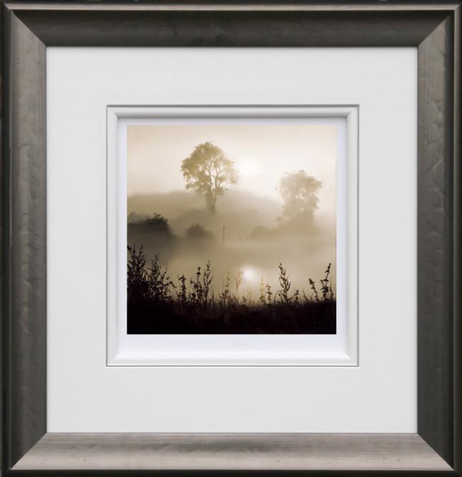 Down By The River - Framed by John Waterhouse