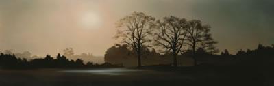Light Reflection II - Mounted by John Waterhouse