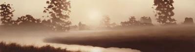Millstream by John Waterhouse