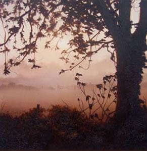 The Hedgerow by John Waterhouse