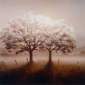 Blossom Trees by John Waterhouse